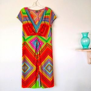 Muse Rainbow Of Colors Dress 16